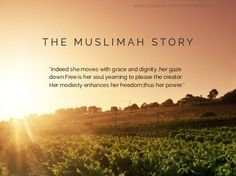 The Muslimah Story <3
