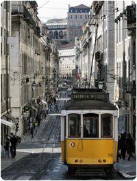 Lisboa by Tram