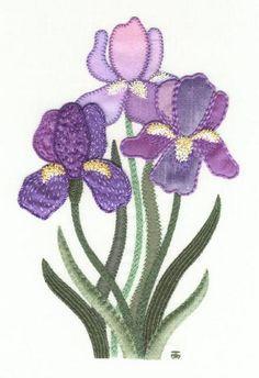 Çiçek Desenleri Örnekleri