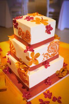 Chicago Orange Cake