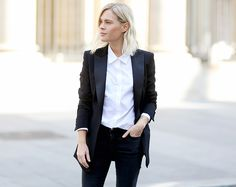 3 ways to wear a white shirt by Jessie Bush - The 'W' Edit - Witchery