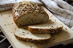 Chleba z mandlove mouky