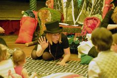 Seven Stories: Bookworm Babies and Story Party for Toddlers Lunchtime Event