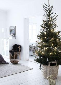 Après avoir choisi la décoration de sapin de Noël la mieux adaptée à votre intérieur, place à la décoration du pied du sapin! Jamais esthétique, le pied se doit d'être dissimulé par le biais de quelques astuces déco qu'on vous donne...