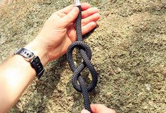 Five knots you really should know by  ITS Tactical    www.needatradesman.co.nz