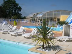 4 star campsite in the bay of Mont Saint Michel - Holiday between Normandy and Brittany - Camping les Coques d'Or