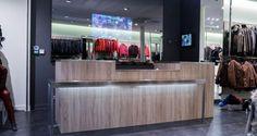 Boutique La Canadienne em Paris, França