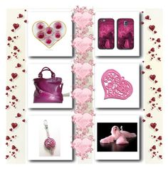 """Lovely Hearts"" by keepsakedesignbycmm ❤ liked on Polyvore featuring Samsung, etsy, accessories and smallshops"