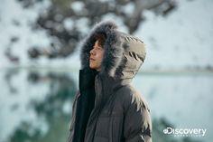 ❤❤ 공유 Gong Yoo ♡♡ Life was its usual and then there's Yoo. Discovery 2017, Korean Military, Yoo Gong, Kyung Hee, Coffee Prince, Winter Hats, Winter Jackets, 2017 Photos, Korean Actors