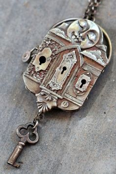 The Journey of Life Locket by EAdornments on Etsy https://www.etsy.com/listing/183969213/the-journey-of-life-locket