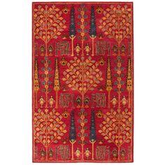Safavieh Handmade Heritage Kylee Traditional Oriental Wool Rug (Red/Multi x Wool Area Rugs, Wool Rug, Floral Area Rugs, Online Home Decor Stores, Outdoor Rugs, Colorful Rugs, Oriental, Handmade, Clean 30