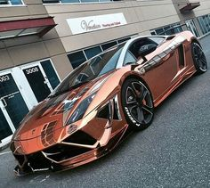 The Lamborghini Huracan was debuted at the 2014 Geneva Motor Show and went into production in the same year. The car Lamborghini's replacement to the Gallardo. Luxury Sports Cars, Top Luxury Cars, Exotic Sports Cars, Exotic Cars, Lamborghini Gallardo, Huracan Lamborghini, Gold Lamborghini, Maserati, Bugatti