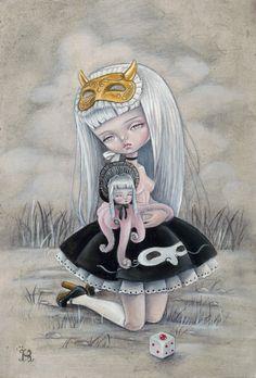 Splice Baby (2009) by Nataly Abramovitch (Kukula)