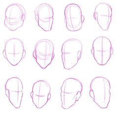 Some more varied heads that might help folks!