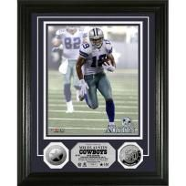 Limited Edition Miles Austin Silver Coin Photo Mint