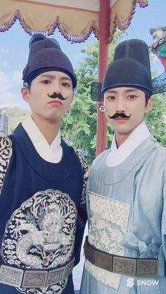 """160920 """" 흔들린 우정 """" 김별감 ㅋㅋ        하는거 귀엽."""