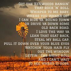 Lettin The Night Roll - Justin Moore