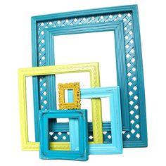 5 Piece Sophie Frame Vignette Set