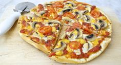 5 Ways to Instantly Make Your Pizza Healthier #TomatoWellness