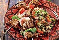 Μαριναρισμένο κεμπάπ (domatesli sis kebab) από την Αργυρώ Μπαρμπαρίγου!