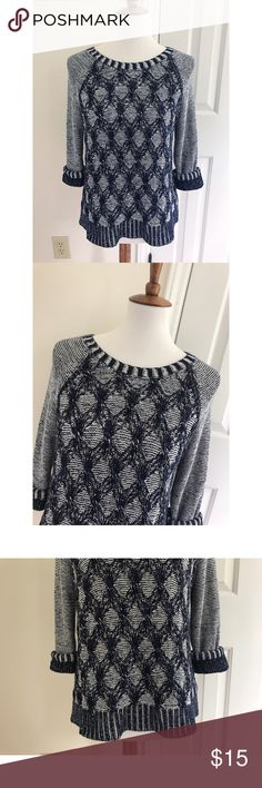 Banana Republic oversized cable knit sweater - Size M: brand new condition with no flaws.  - I don't trade or sell outside of posh. - I ship every single day!  - All items come from a smoke free home!  - If you have anymore questions just let me know and I would be happy to help! 🙂 Banana Republic Sweaters Crew & Scoop Necks