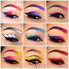These are really cool. Wouldn't do the eyebrows though.