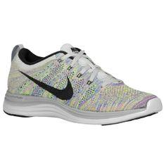 Nike Flyknit Lunar 1 + - Women's - Running - Shoes - Wolf Grey