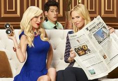 """Tori Spelling Says Reuniting with Jennie Garth for Mystery Girls Was a """"No-Brainer"""" - Today's News: Our Take   TVGuide.com"""