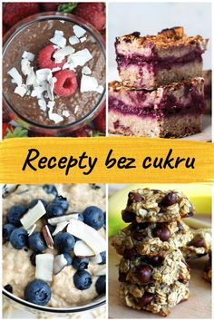 Try out my healthy sugar-free recipes. I'll show you how to cook and bake in a delicious way but completely sugar-free. All recipes are family-friendly and easy to prepare. You will find here tasty recipes for sug. Stevia, Healthy Sugar, Healthy Recipes, Bolo Fit, Bon Dessert, Tasty, Yummy Food, Sugar Free Recipes, Allrecipes