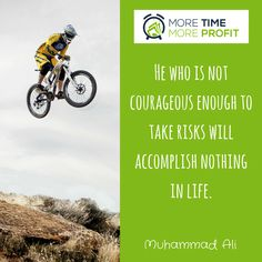 He who is not enough to take risks will nothing in life. Business Entrepreneur, Business Tips, Take Risks, Entrepreneurship, Motivation, Life, Taking Risks, Inspiration