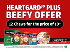 Heartgard Plus Offer LIMITED TIME Vet Products Direct (June 2013)