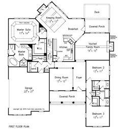 Kingsbridge - Home Plans and House Plans by Frank Betz Associates