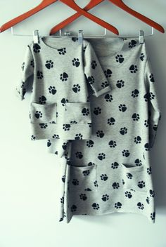 Komplet sukieneczek dla mamy i córki - Bliblok - Sukienki dla dziewczynek