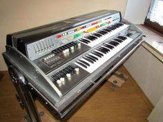 ELKA X 705 kultige Vintage Synth - Orgel ( JARRE J.-M. ) in Rheinland-Pfalz - Kruchten | Musikinstrumente und Zubehör gebraucht kaufen | eBay Kleinanzeigen