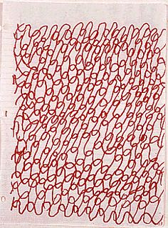 Louise Bourgeois - Le Cauchemar de Hayter
