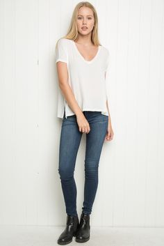 Brandy ♥ Melville |  Sheron Top - Tops - Clothing