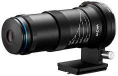 Venus Optics Laowa 25mm f/2.8 2.5-5X Ultra Macro lens for Nikon F-mount.