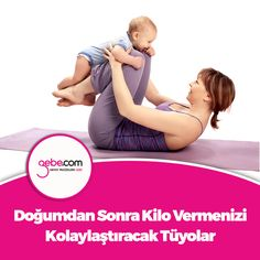 Doğumdan sonra kilo vermenizi kolaylaştıracak tüyolar! #gebecom #gebeonline #hamile #gebe #doğumsonrası #kiloverme ▶️http://goo.gl/rP4tfi