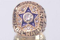 1971 Dallas Cowboys Super Bowl Championship ring 11 size Staubach Fans Gift