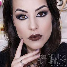 1bc4185af 152 melhores imagens da pasta Bruna Malheiros em 2019 | Make up ...