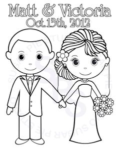 Free Printable: Wedding Activity Book for kids More | Pinterest ...