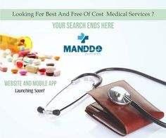 Looking For Best And Free Of Cost Medical Services ? Manddo has everything you need: The best & affordable medical services in your area!