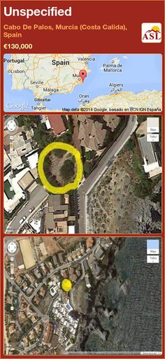 Unspecified in Cabo De Palos, Murcia (Costa Calida), Spain ►€130,000 #PropertyForSaleInSpain