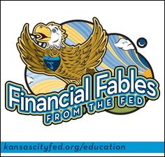 Learn about the fable literary form with the Kansas City Fed's Financial Fables series. Read one of the Financial Fables and then write a new fable with a money moral. personal finance resources, personal finance tips #PF