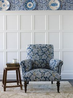 Bramble depicts an exuberant blackberry briar, with an abundance of berries and white flowers.https://www.william-morris.co.uk/shop/new-collections …