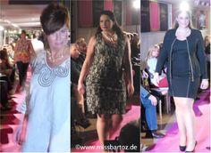 Plus Size Models Glööckler Show at fashionshow in Berlin #uebergroessen #fashion #fatshion #curvyfashion #plussize #fashionblogger #glööckler #Ullapopken #plussizemodels