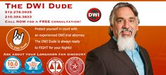 Contact Dwidude.com for criminal defense lawyer, DWI lawyer, attorney and for license hearing in San Antonio, Austin and Texas (TX). If you have any criminal charges call us at 210-394-3833 in San Antonio or at 512-278-0935 in Austin.