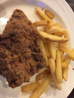Fried Chicken at Dooky Chase's.