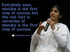 Rajayogini Shivani Sis Quotes on Success
