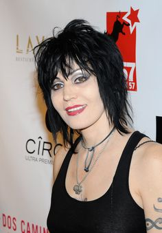 """Joan Jett Photos - Musician Joan Jett arrives at the Premiere Of """"Sound City"""" at ArcLight Cinemas Cinerama Dome on January 2013 in Hollywood, California. - Premiere Of """"Sound City"""" - Arrivals"""